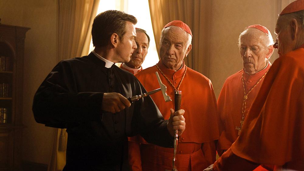 Hồng y đoàn đã có một cuộc họp kín bình bầu tân Giáo Hoàng