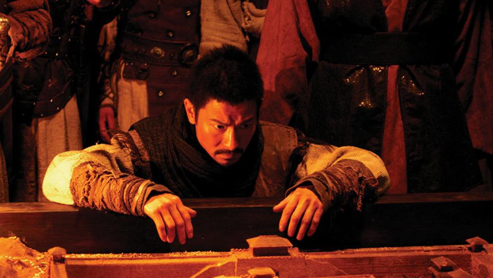 Cổ Lý tướng quân đa mưu túc trí lãnh đạo quân Lương chiến đấu