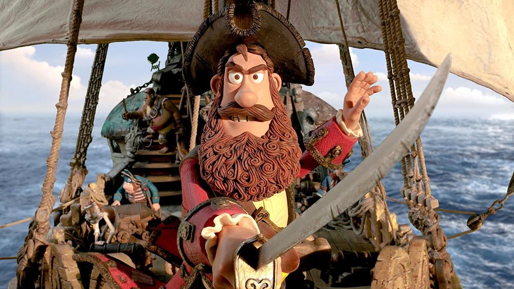 Pirate chạy đua giành danh hiệu ''Hải Tặc Của Năm''