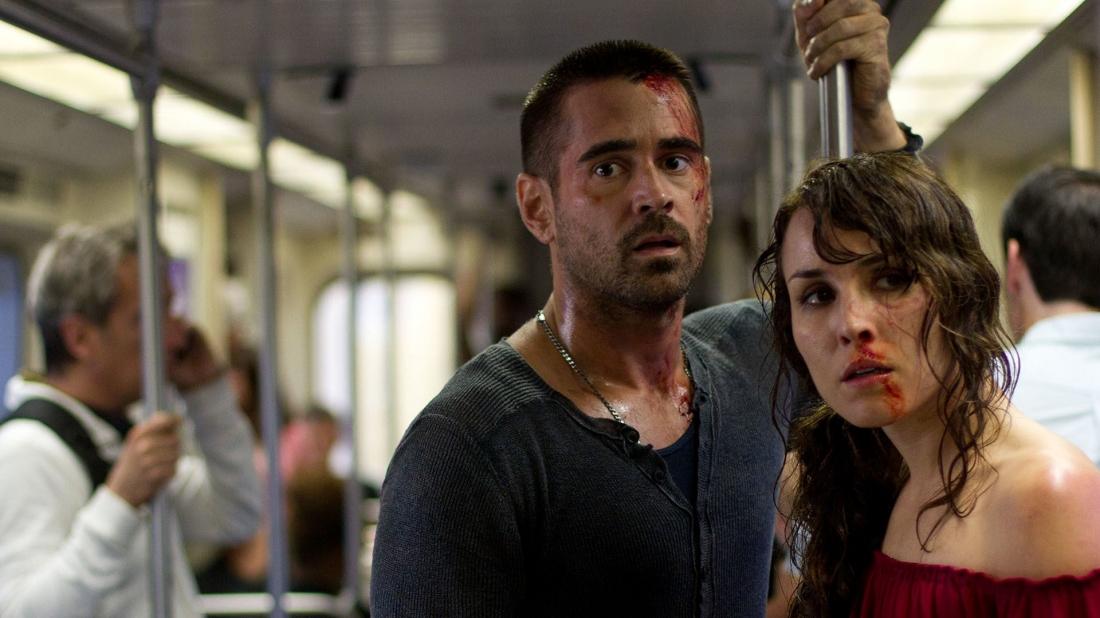 Bộ phim kể về Victor một mình chống lại cả thế giới tội phạm tại New York với mục đích tìm ra ông chủ ngày xưa đã hại chết vợ con mình.