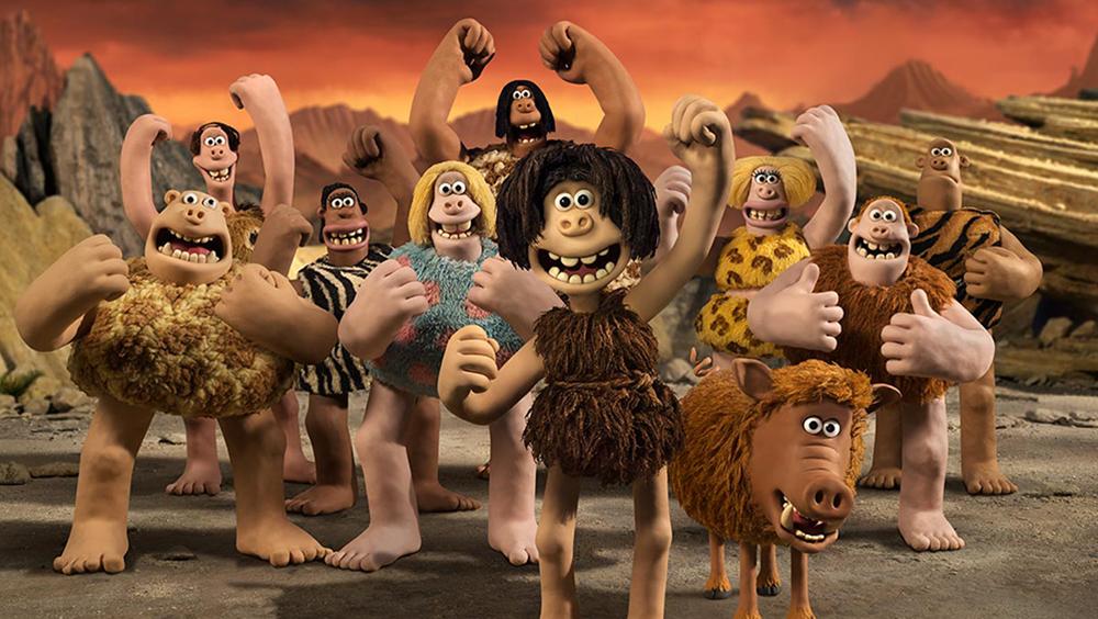 Ngôi Làng Tiền Sử sẽ đưa khán giả về thời kỳ sơ khai của nhân loại khi thế giới là một nơi đáng sợ ngoại trừ thung lũng Thời Tiền Sử (Stone Age) từ bộ tộc của anh chàng Dug.