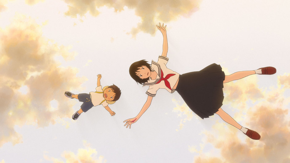 Từ một cậu bé bướng bỉnh được cưng chiều nhất gia đình, Kun bỗng thấy vị trí của mình bị lung lay khi em gái cậu – Mirai, ra đời.