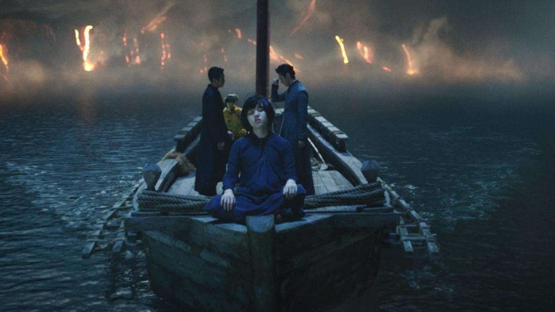 Phim kể về hành trình phiêu lưu sau cái chết của Ja Hong.
