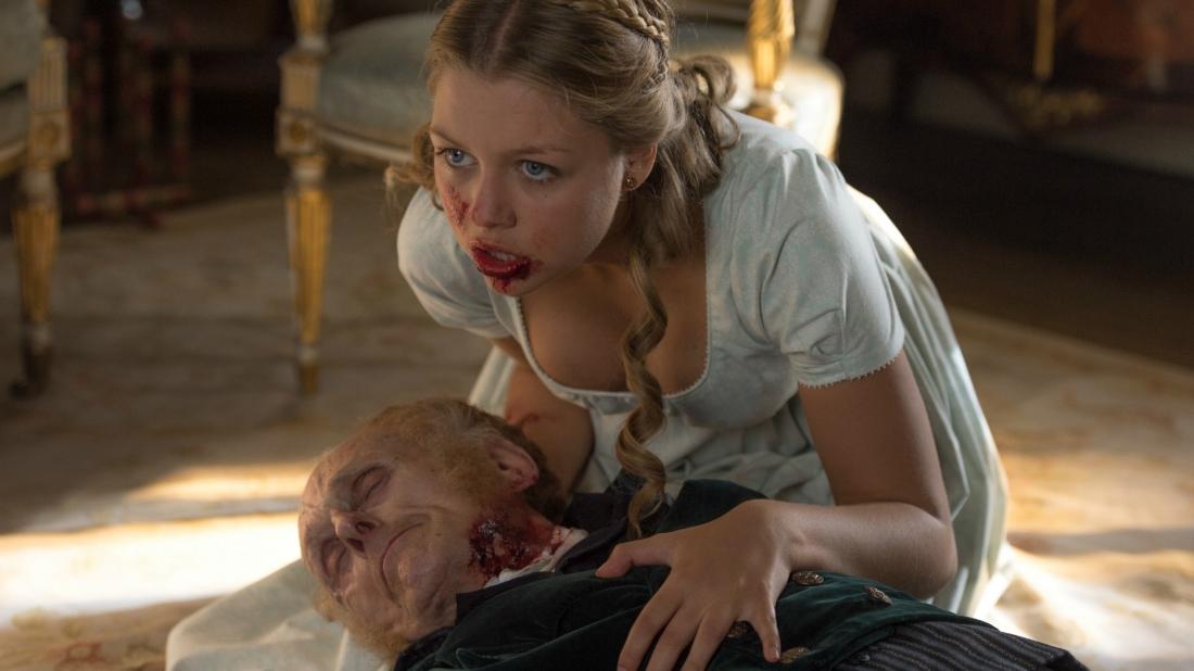 Ngày đó, những miền quê thanh bình của nước Anh nay phải đối mặt với đại nạn zombie và trở thành bãi chiến trường đẫm máu giữa con người với thây ma.