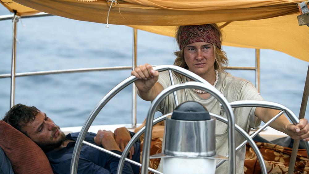 Nhưng cả hai không ngờ rằng họ sẽ đi thẳng vào một cơn bão thảm khốc nhất trong lịch sử. Sau cơn bão, Richard bị thương nặng còn con thuyền đã bị phá tan.