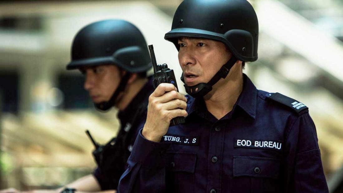 Đốc sát cao cấp phòng xử lý chất nổ Hồng Kông - Chương Tại Sơn, 7 năm về trước từng trà trộn vào vào tập đoàn phạm tội của tội phạm truy nã hàng đầu - Hồng Kế Bằng.