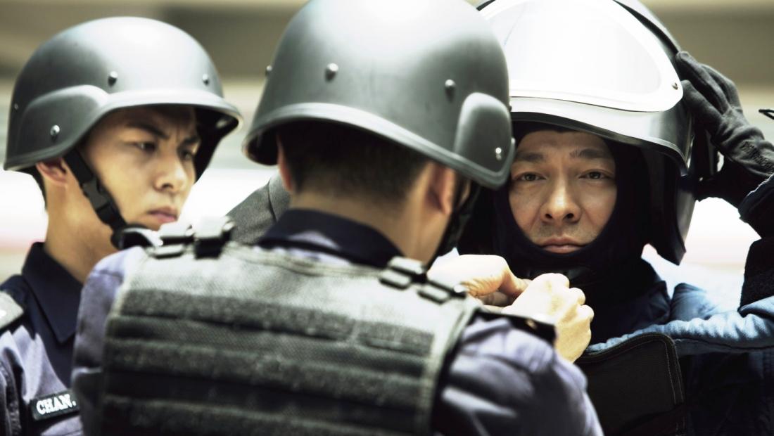 7 năm sau, Hồng Kông liên tục bị tấn công bởi những cuộc đánh bom, mọi dấu hiệu đều nói lên Hồng Kông sắp phải đối mặt với một tai họa lớn.