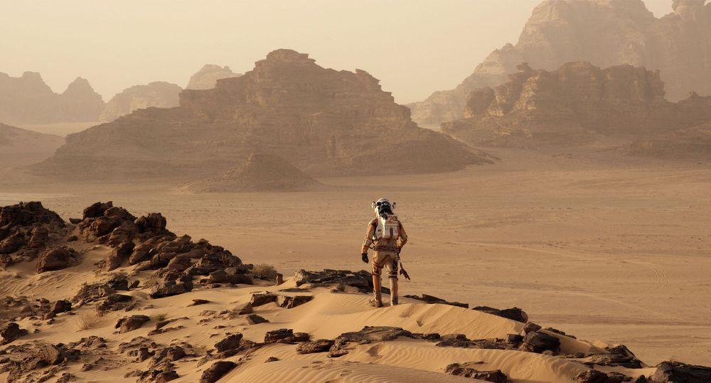 ''The Martian'' đem tới thông điệp nhân văn về ý chí và nghị lực của con người khi phải đối mặt với cái chết, sự cô đơn.