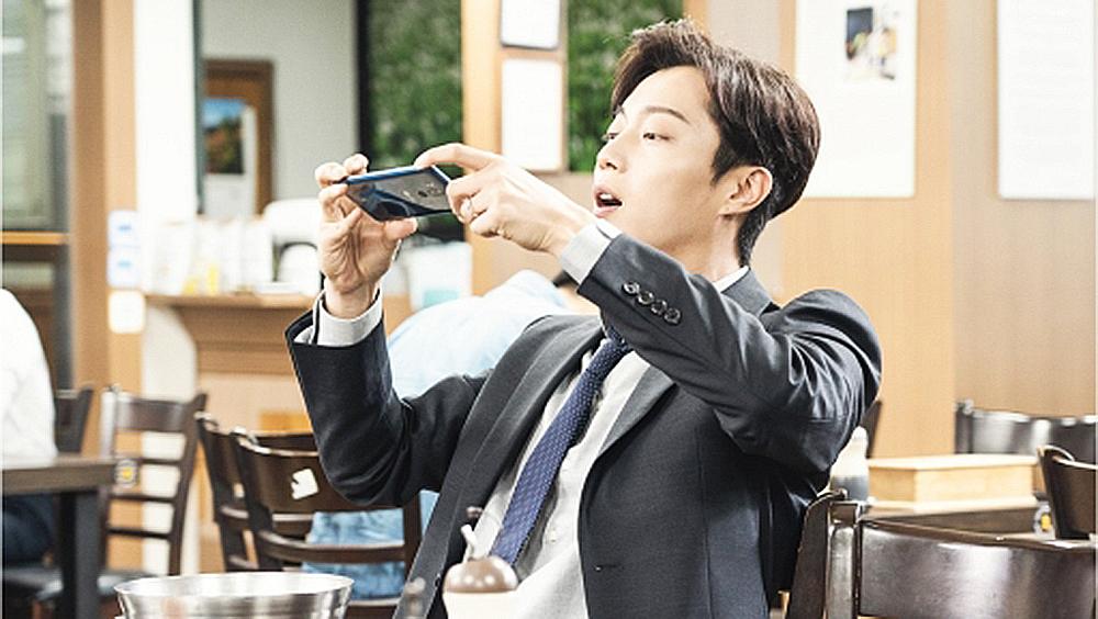 Goo Dae Young là người sành ăn, bằng những kiến thức của mình về đồ ăn anh có thể đánh bại bất cứ ai.