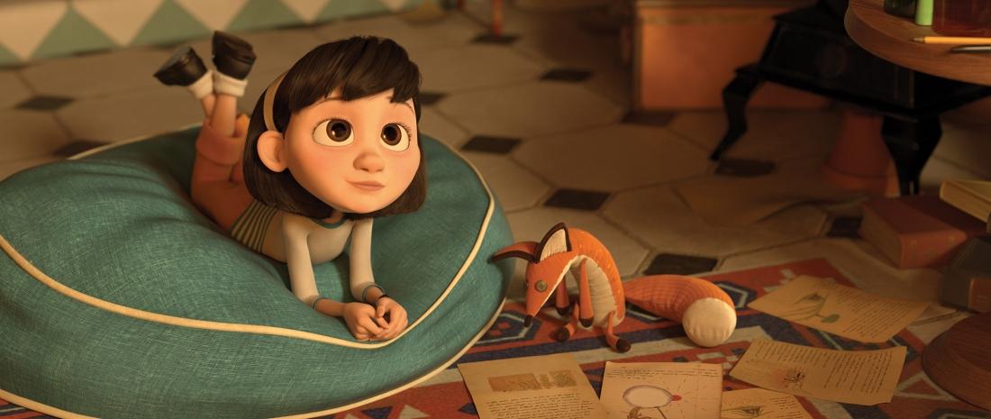 Phim xoay quanh một cô bé tối ngày chỉ biết vùi đầu vào sách vở.