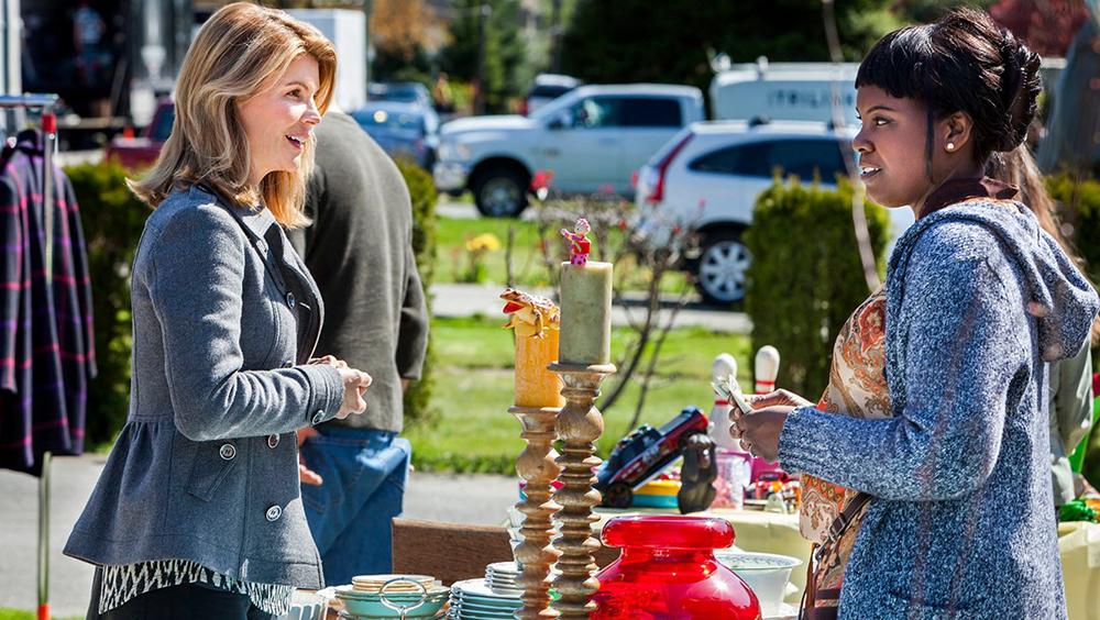 Jennifer Shannon luôn có thể tìm được những thứ đồ quý giá khi đến hội chợ đồ cũ cho dù đó là món đồ cổ để bày bán tại cửa hàng của mình.