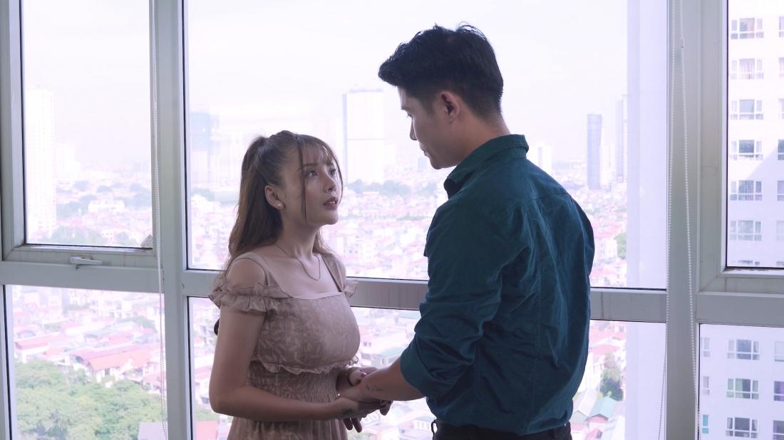 Bất ngờ gặp người yêu cũ trong cuộc phỏng vấn, Thu lại muốn quay trở lại với Lâm.