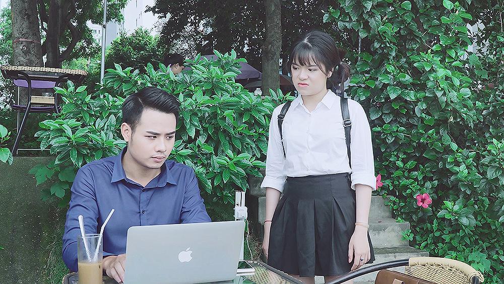 Bộ phim là câu chuyện tình yêu giữa Lâm và Thanh Mai.