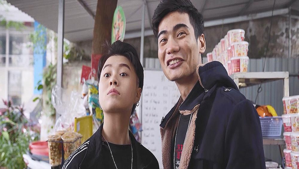 Bộ phim xoay hành trình chinh phục tình yêu của Chin.