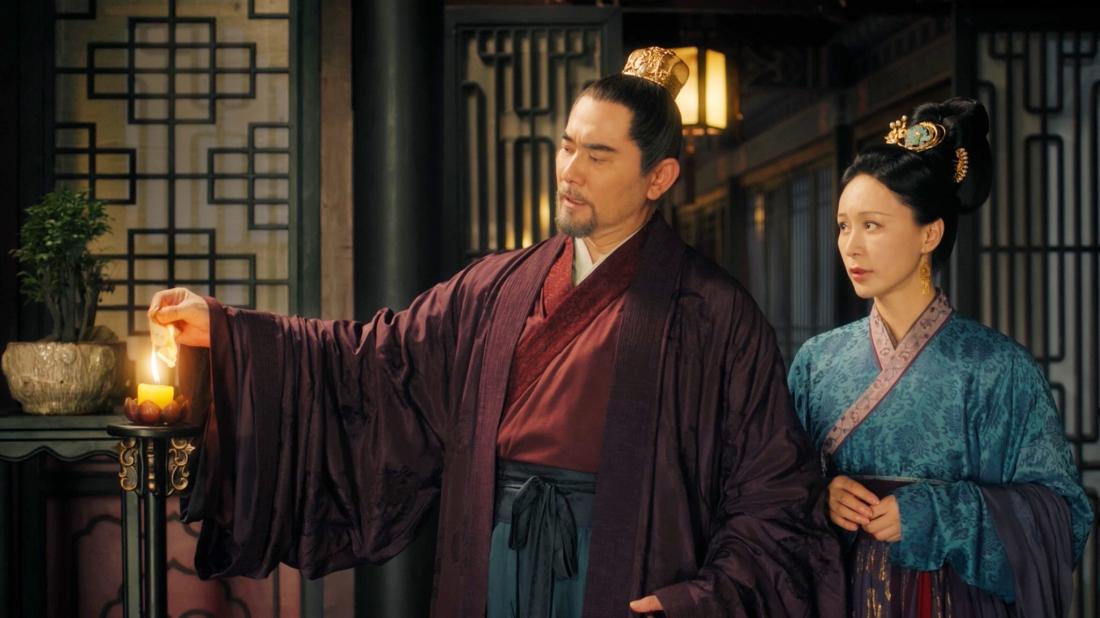 Nam diễn viên gạo cội Triệu Văn Tuyên trong vai Triệu Đình Mỹ.