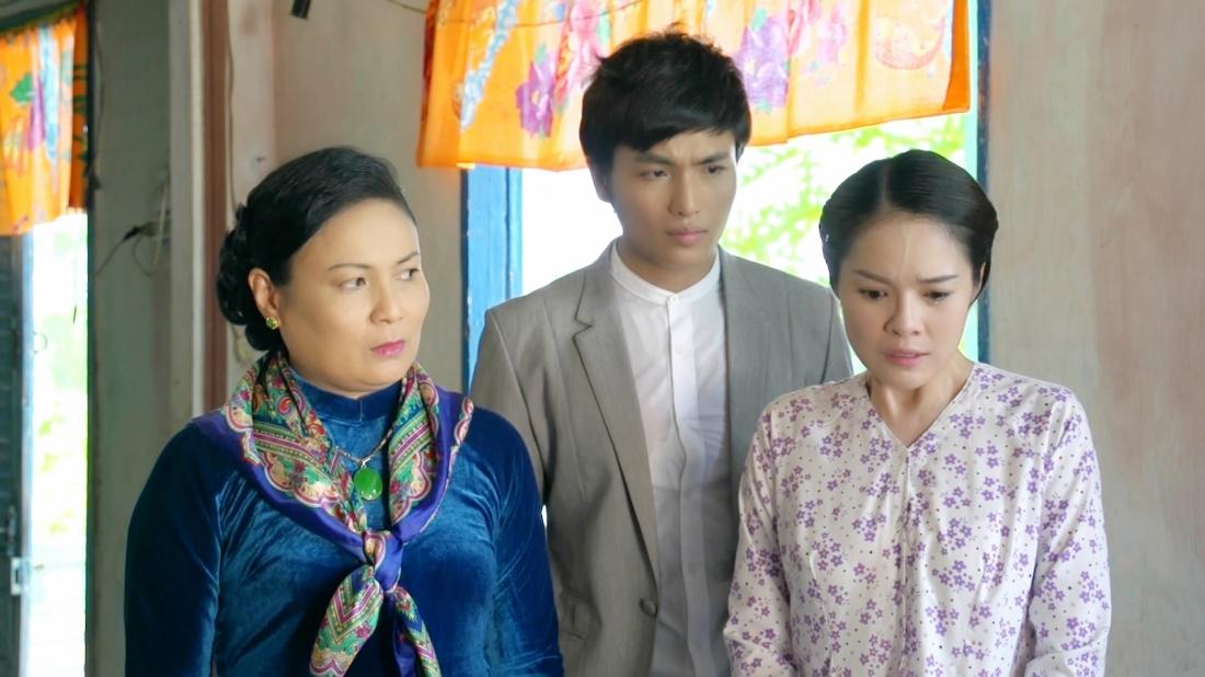 Hai Thành nhờ mẹ đến hỏi cưới Duyên nhưng cô không đồng ý.