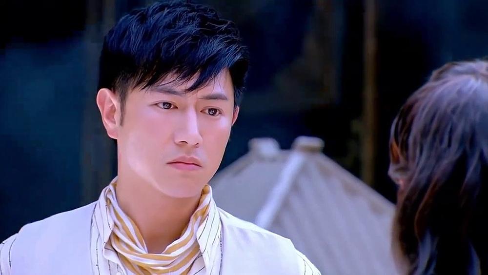 Trần Kiện Phong trong vai  công tử phóng đãng Đỗ Duẫn Đường.