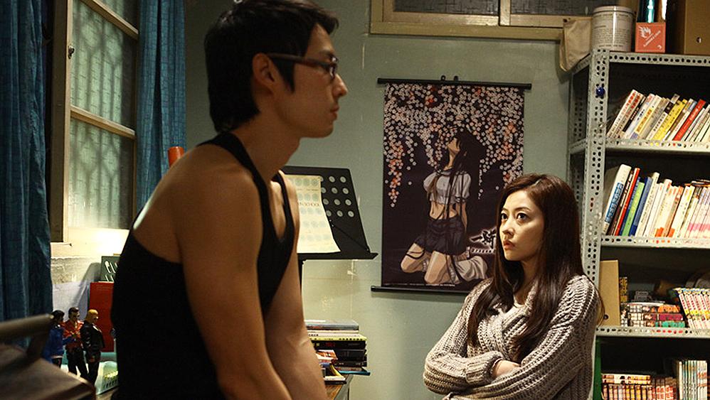 Định mệnh khiến cô gặp chàng nghệ sĩ nghèo Thái Gia Hào.
