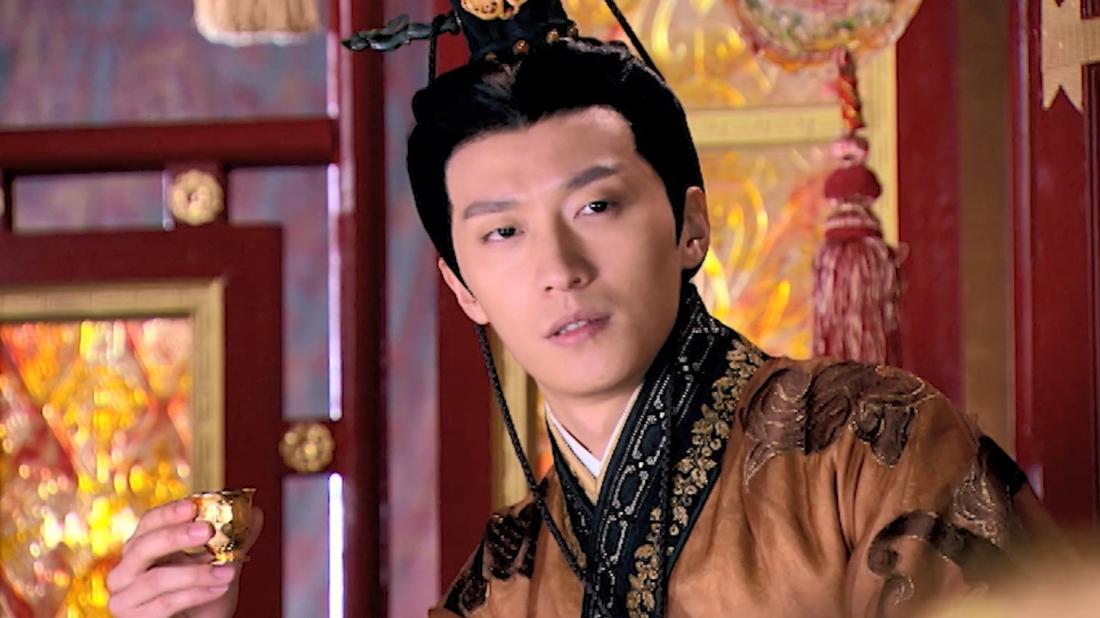 Cao Diễn là một vị hoàng đế nhân hậu, anh minh, si tình.