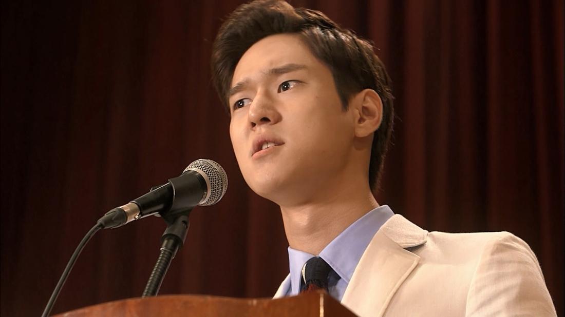 Noh Min-hyuk là một anh chàng giám đốc điển trai và cực kì khó tính với nhân viên.