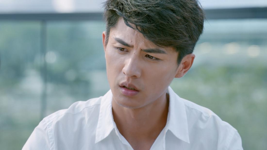 Anh chàng diễn viên kiêu ngạo Diệp Lận, nhiều mưu mô muốn chiếm được tình yêu của An Kiệt.
