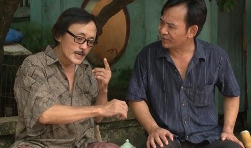 Quang Tèo và Giang Còi trong Tham Thì Thâm