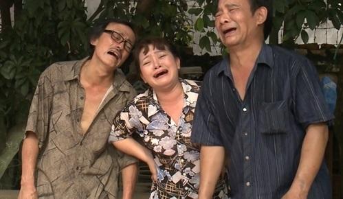 Ba diễn viên trong Tham Thì Thâm