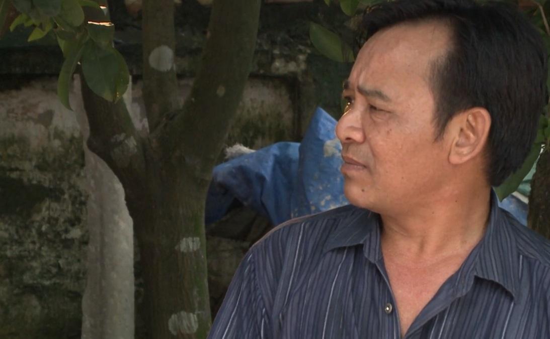 Quang Tèo trong Tham Thì Thâm