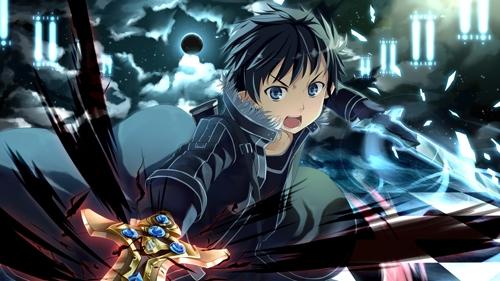 """Một phân cảnh trong phim bộ """"Sword Art Online""""."""
