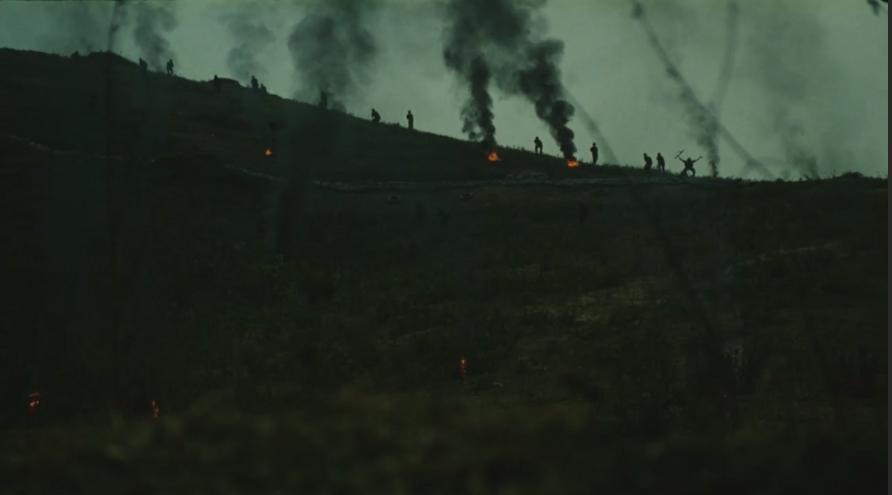 Một phân cảnh khác trong phim ''Đường Thư''