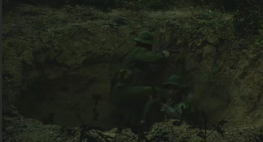 Bằng mọi giá phải chuyển đến đơn vị quân giải phóng đang bị địch bao vây ở cao điểm 861.