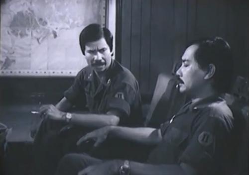 """Một phân cảnh khác trong """"Những Chiến Sĩ Thầm Lặng"""""""