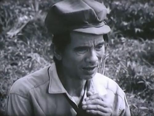 Vẻ mặt khắc khổ của diễn viên Trần Hạnh