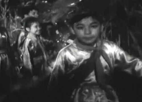 Tạo hình anh hùng Kim Đồng trong phim