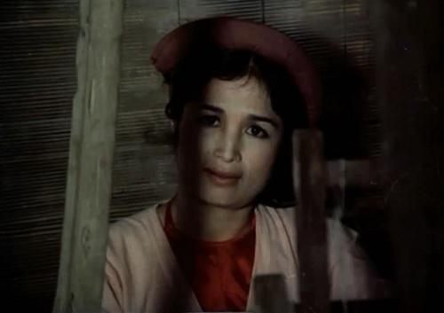 """Diễn viên Trà Giang trong """"Hoàng Hoa Thám"""""""