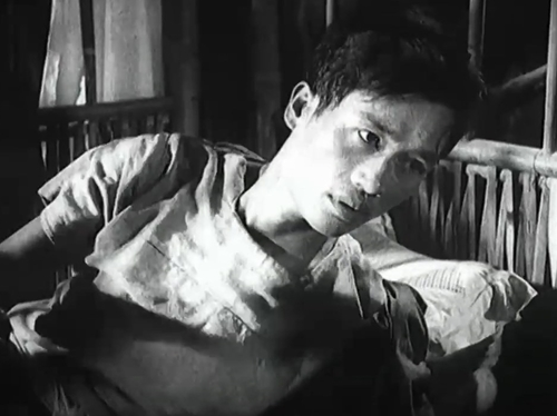Nam - một chiến sĩ trẻ, bị thương nặng trong một trận đánh và được chuyển về hậu phương.