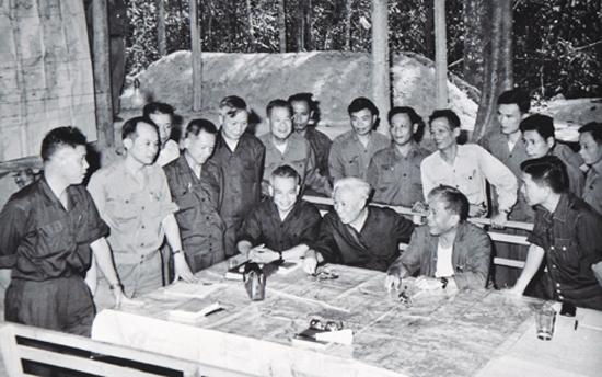 """Trích trong phim """"Giải Phóng Sài Gòn"""""""