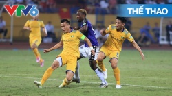 Giải Bóng Đá V-League 2018: Than Quảng Ninh - SLNA