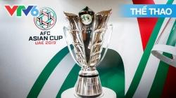 Nhật Ký Giải Bóng Đá Vô Địch Châu Á Asian Cup 2019