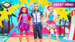 Barbie: Người Hùng Trong Thế Giới Trò Chơi