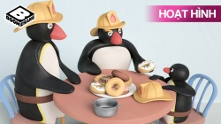 Pingu Ở Thành Phố
