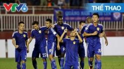 Giải Bóng Đá V-League 2019: Quảng Nam - Nam Định