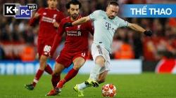 Vòng 1/8 Cúp C1 2018/19: Liverpool - Bayern Munich