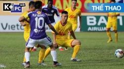 Vòng 16 V.League 2019: Thanh Hóa - Dược Nam Hà Nam Định