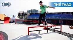 X Games Shanghai 2019 Highlights - Mens Skateboard Street Elimination