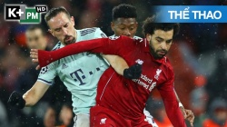 Liverpool - Bayern Munich (H1) Champions League 2018/19: Vòng 1/8 Lượt Đi