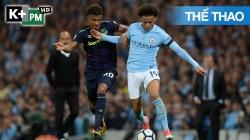 Everton - Man City (H1) Premier League 2018/19: Vòng 27