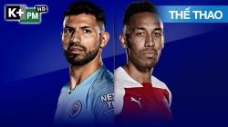 Man City – Arsenal (H1) Premier League 2018/19: Vòng 25