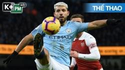 Man City – Arsenal (H2)Premier League 2018/19: Vòng 25