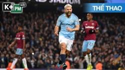 Man City - West Ham (H1) Premier League 2018/19: Vòng 28